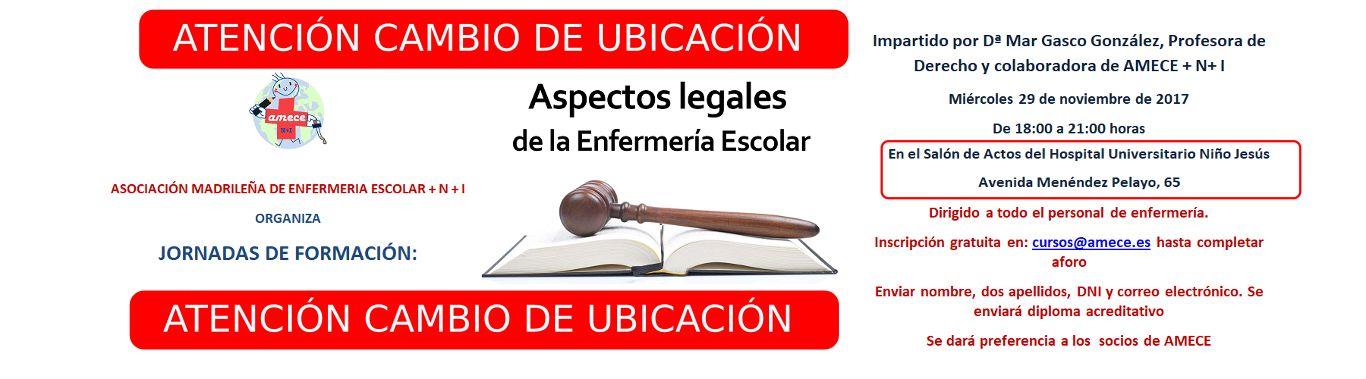 Jornadas Aspectos Legales